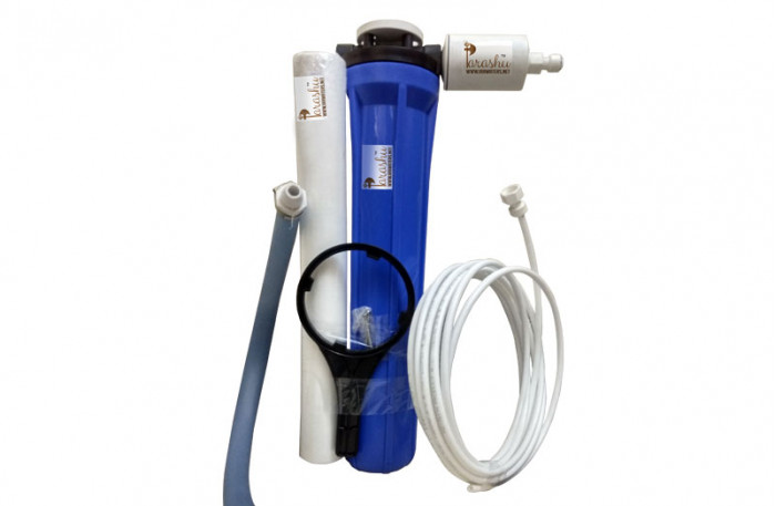 Parashu® Unique Car Washing Water Filtration System