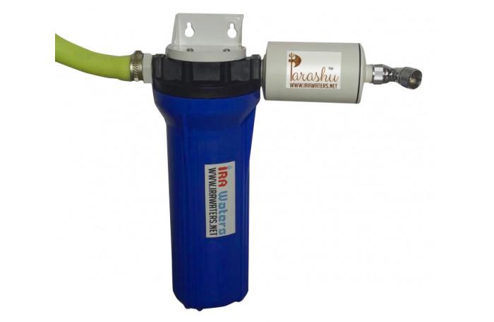 Parashu® Faucet Mount Water Filter